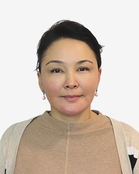 Dr Asel Usupbaeva